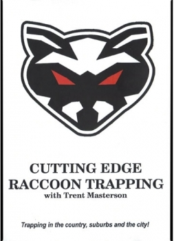 Cutting Edge Raccoon Trapping DVD byTrent Masterson #cutedge15